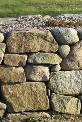 stone wall (new)